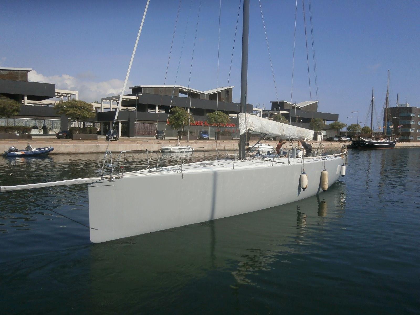 Judel and Vrolijk Ker Custom ORC/IRC Race Yacht