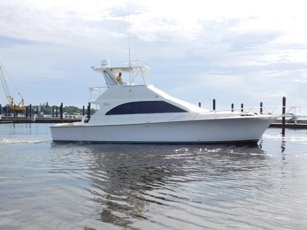 1998 Ocean Yachts SS