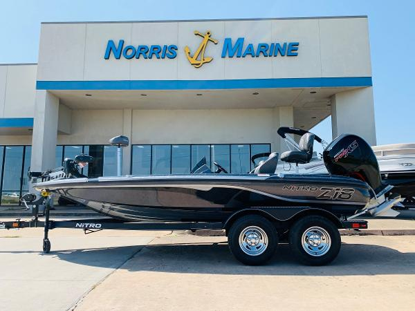 2021 Nitro boat for sale, model of the boat is Z18 Pro & Image # 1 of 33