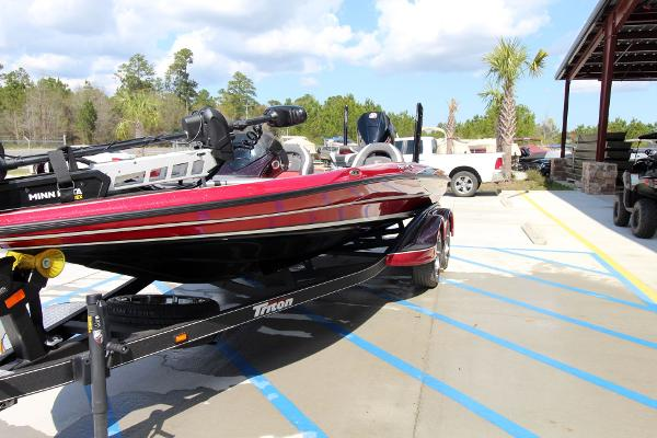 2020 Triton boat for sale, model of the boat is 20 TRX & Image # 5 of 64