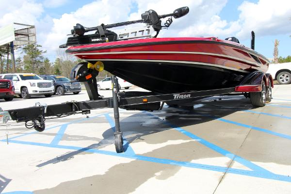 2020 Triton boat for sale, model of the boat is 20 TRX & Image # 6 of 64
