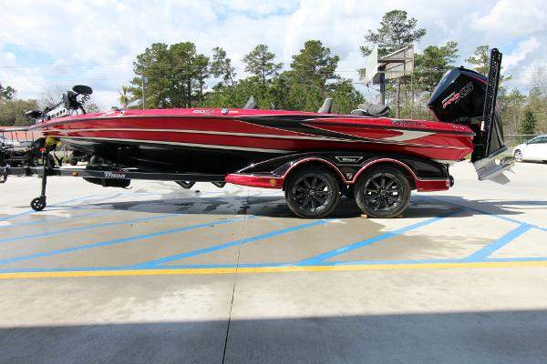 2020 Triton boat for sale, model of the boat is 20 TRX & Image # 8 of 64