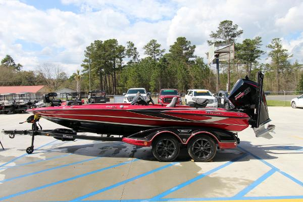 2020 Triton boat for sale, model of the boat is 20 TRX & Image # 9 of 64