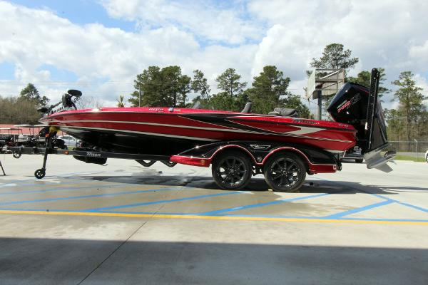 2020 Triton boat for sale, model of the boat is 20 TRX & Image # 10 of 64