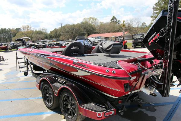 2020 Triton boat for sale, model of the boat is 20 TRX & Image # 11 of 64