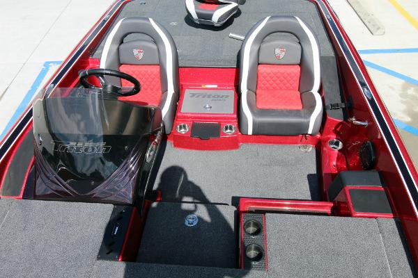 2020 Triton boat for sale, model of the boat is 20 TRX & Image # 19 of 64