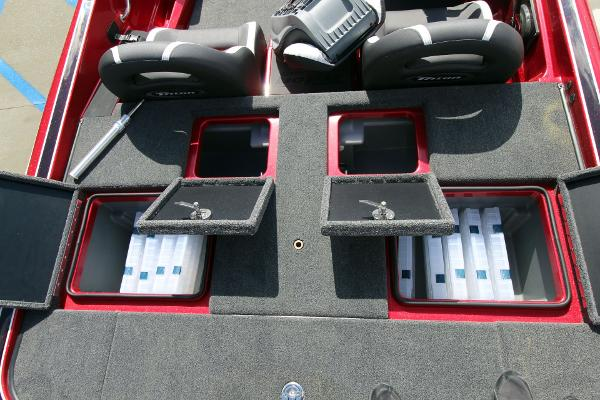2020 Triton boat for sale, model of the boat is 20 TRX & Image # 35 of 64