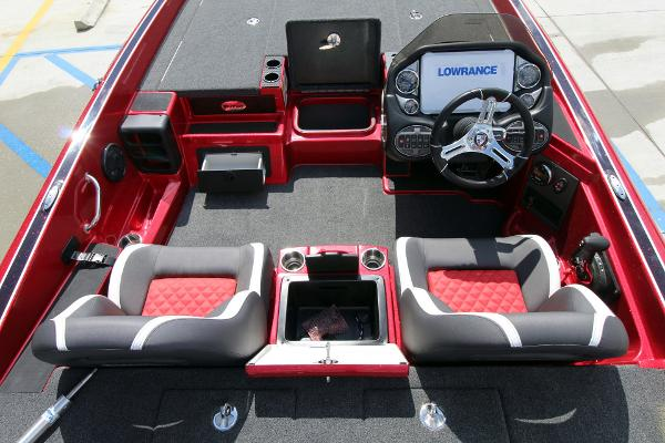 2020 Triton boat for sale, model of the boat is 20 TRX & Image # 40 of 64