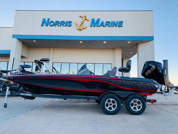2021 Nitro boat for sale, model of the boat is Z20 Pro & Image # 1 of 40