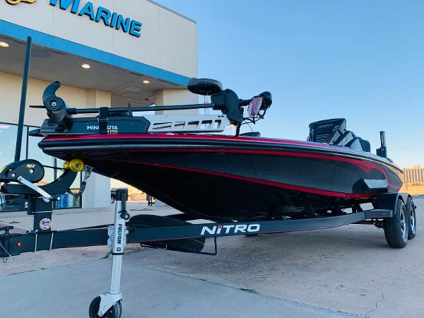 2021 Nitro boat for sale, model of the boat is Z20 Pro & Image # 2 of 40