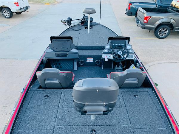 2021 Nitro boat for sale, model of the boat is Z20 Pro & Image # 9 of 40