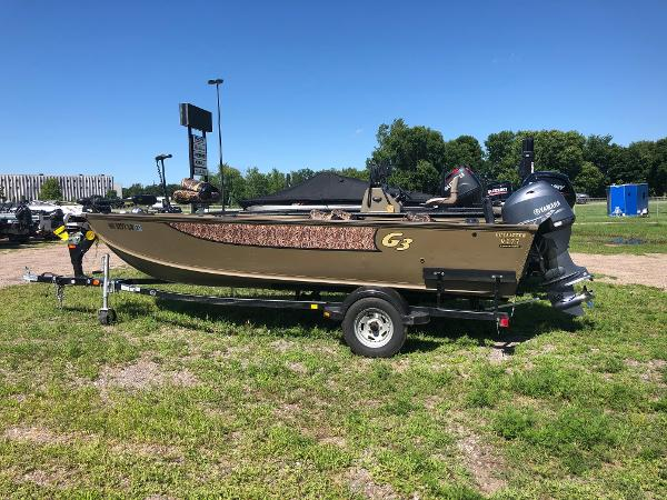 2019 G3 BOATS OUTFITTER 161 T for sale