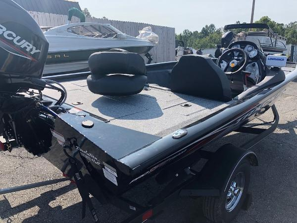 2021 Tracker Boats boat for sale, model of the boat is Pro Team 175 TXW® & Image # 8 of 10