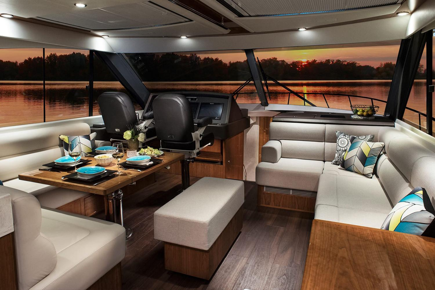 2020 Riviera 575 SUV #R031 inventory image at Sun Country Coastal in Newport Beach