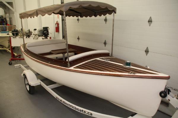 2006 Canadian Electric Boats Quietude 156 thumbnail