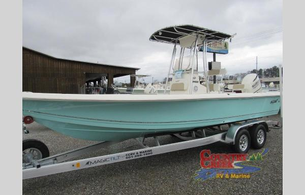 2020 Bulls Bay boat for sale, model of the boat is 2400 & Image # 2 of 13