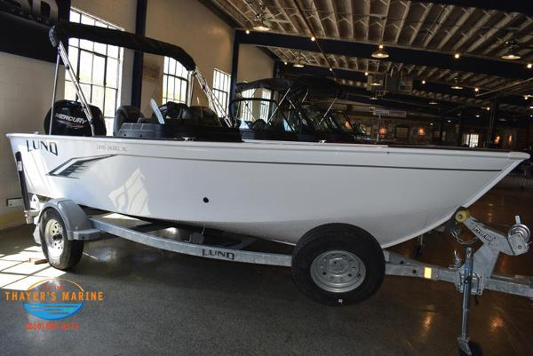 2021 Lund boat for sale, model of the boat is 1650 Rebel XL SS & Image # 1 of 30