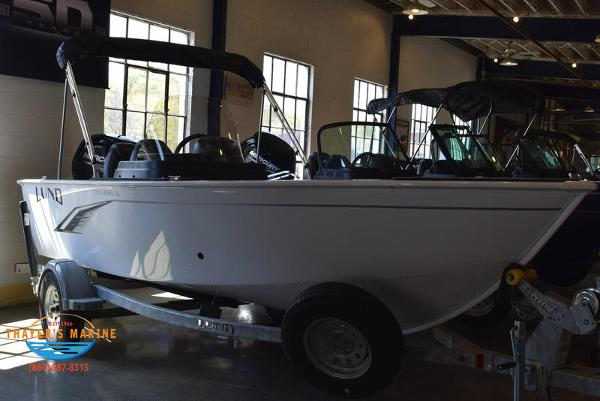 2021 Lund boat for sale, model of the boat is 1650 Rebel XL SS & Image # 2 of 30