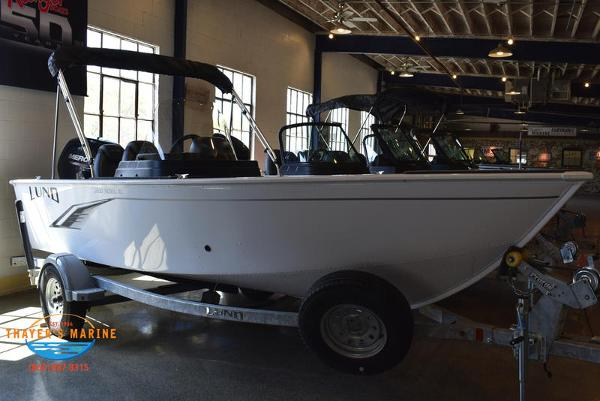 2021 Lund boat for sale, model of the boat is 1650 Rebel XL SS & Image # 26 of 30