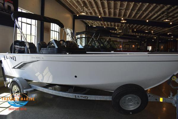 2021 Lund boat for sale, model of the boat is 1650 Rebel XL SS & Image # 27 of 30