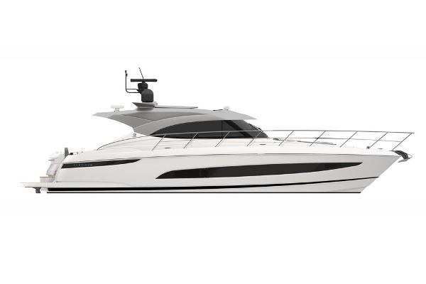 2024 Riviera 4800 Sport Yacht