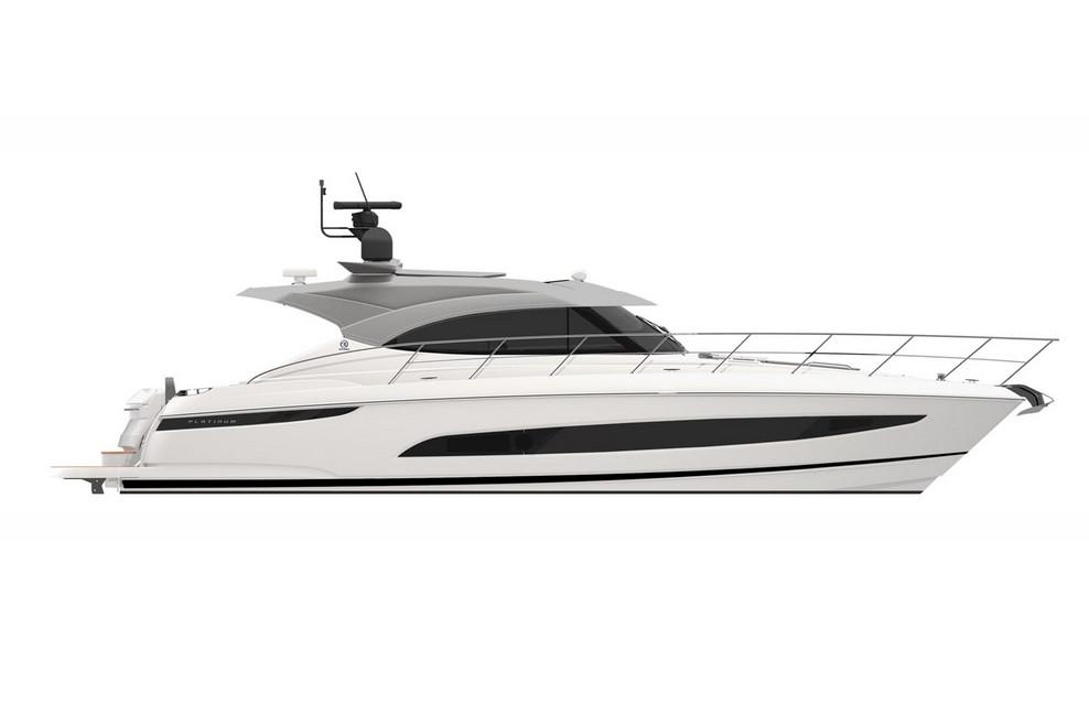 2021 Riviera 4800 Sport Yacht #R078 primary image