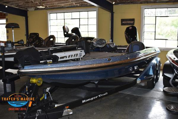 2021 Ranger Boats boat for sale, model of the boat is Z519 & Image # 1 of 14