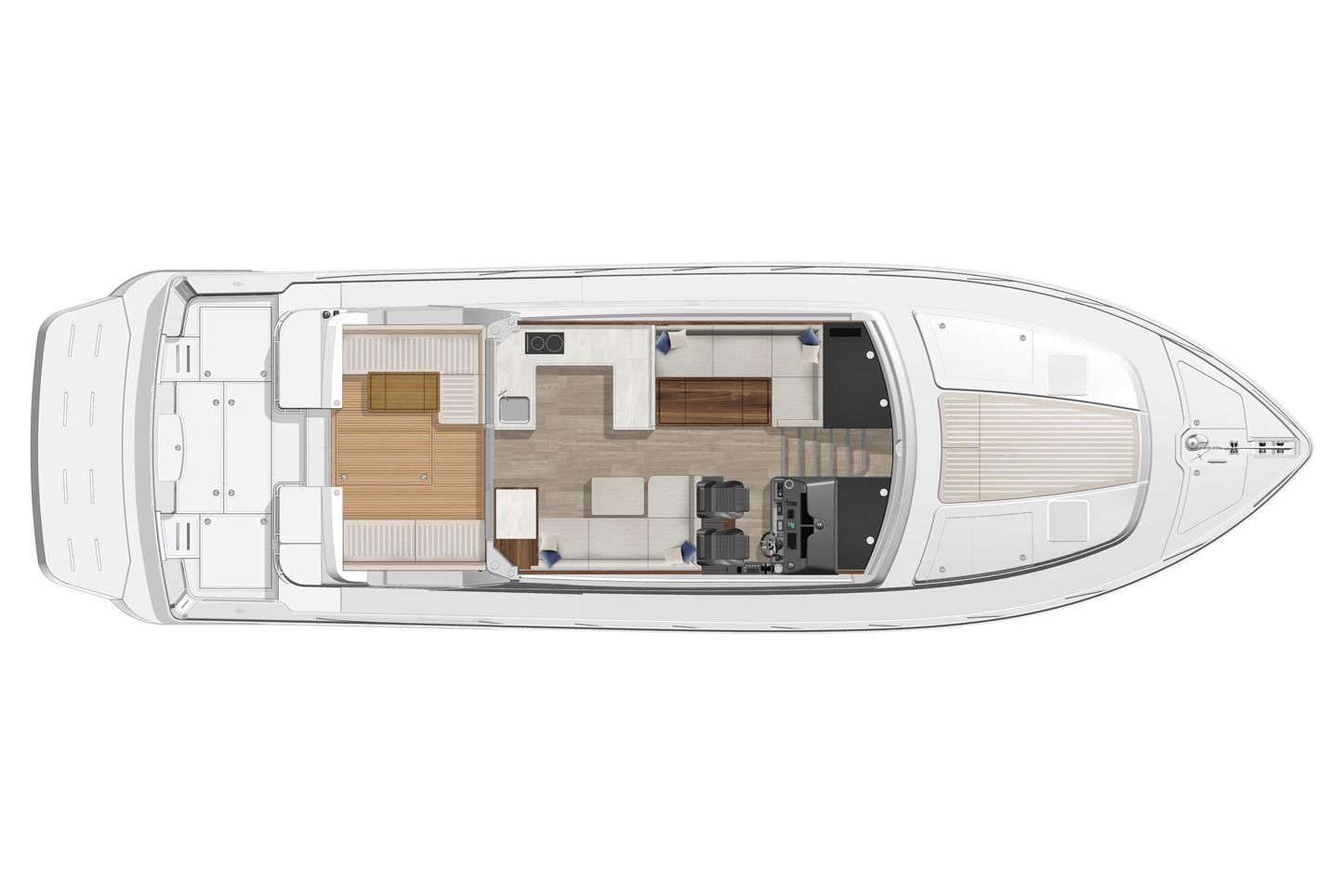 2021 Riviera 505 SUV #R125 inventory image at Sun Country Coastal in Newport Beach