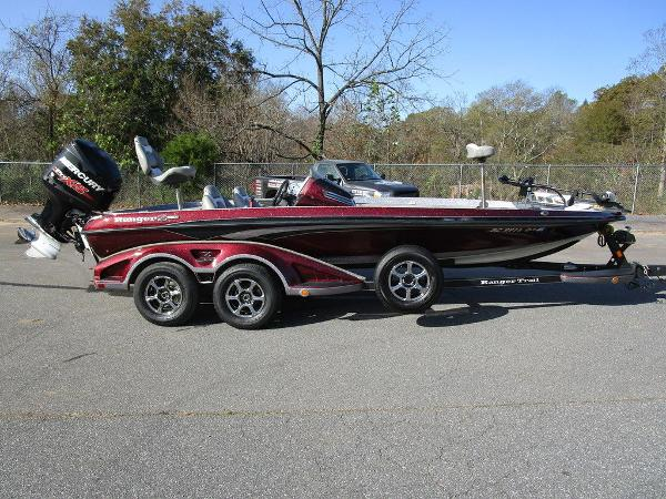 2014 Ranger Boats boat for sale, model of the boat is Z520C & Image # 1 of 57