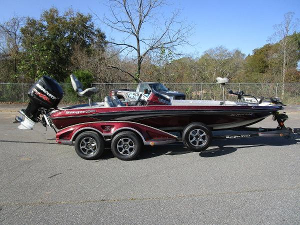 2014 Ranger Boats boat for sale, model of the boat is Z520C & Image # 2 of 57