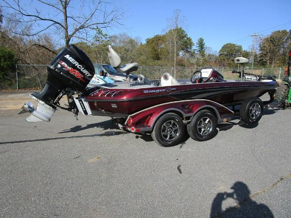 2014 Ranger Boats boat for sale, model of the boat is Z520C & Image # 3 of 57