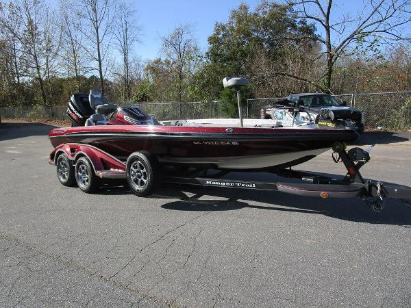 2014 Ranger Boats boat for sale, model of the boat is Z520C & Image # 4 of 57