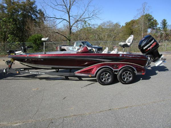 2014 Ranger Boats boat for sale, model of the boat is Z520C & Image # 5 of 57