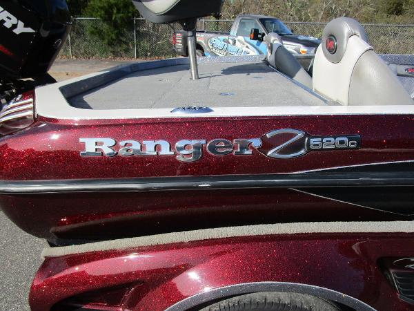 2014 Ranger Boats boat for sale, model of the boat is Z520C & Image # 7 of 57