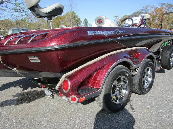 2014 Ranger Boats boat for sale, model of the boat is Z520C & Image # 9 of 57