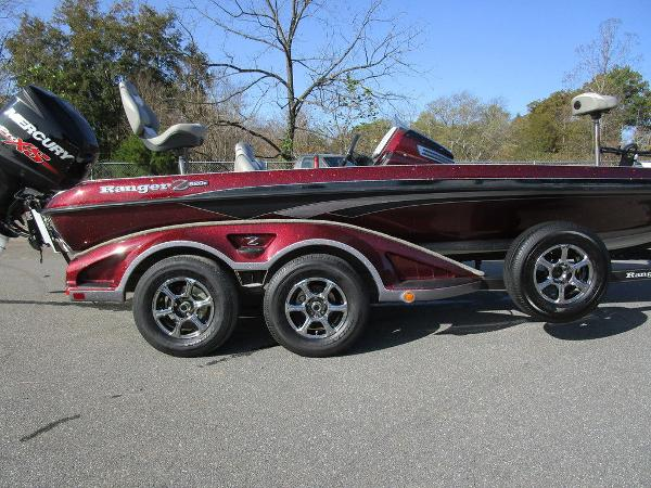 2014 Ranger Boats boat for sale, model of the boat is Z520C & Image # 14 of 57