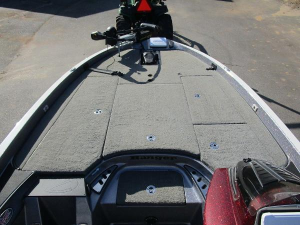 2014 Ranger Boats boat for sale, model of the boat is Z520C & Image # 35 of 57