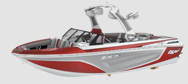 2021 Tige boat for sale, model of the boat is ZX Class 23 ZX & Image # 3 of 6