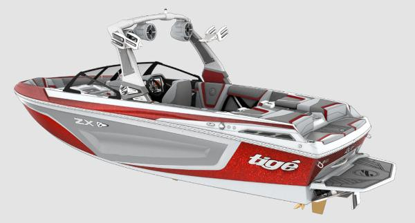 2021 Tige boat for sale, model of the boat is ZX Class 23 ZX & Image # 6 of 6