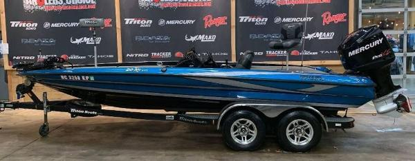 2012 Triton boat for sale, model of the boat is 20 XS Elite & Image # 1 of 11