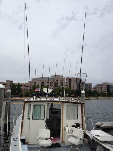 CT 5640 RF Knot 10 Yacht Sales