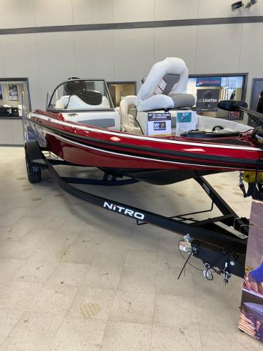 2021 Nitro boat for sale, model of the boat is Z19 Sport & Image # 62 of 62