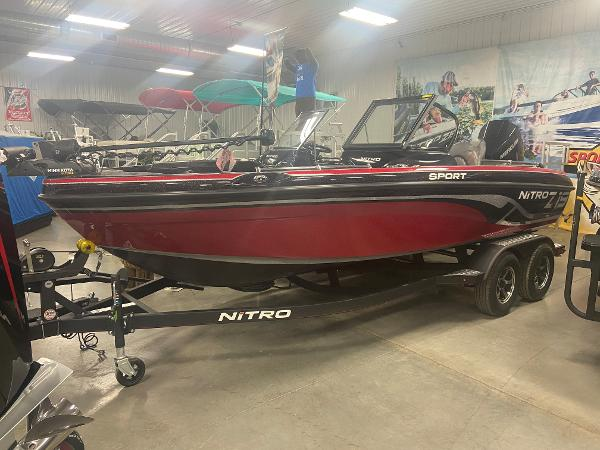 2021 Nitro boat for sale, model of the boat is ZV19 Sport Pro & Image # 1 of 24