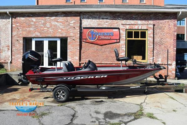 2021 Tracker Boats boat for sale, model of the boat is Pro Team 175 TXW® Tournament Ed. & Image # 3 of 41