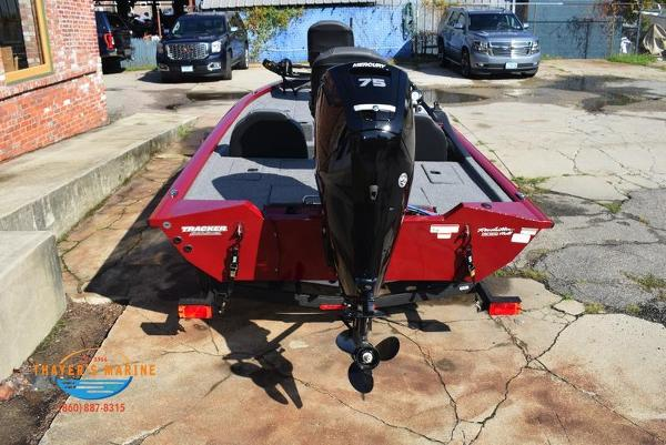 2021 Tracker Boats boat for sale, model of the boat is Pro Team 175 TXW® Tournament Ed. & Image # 9 of 41