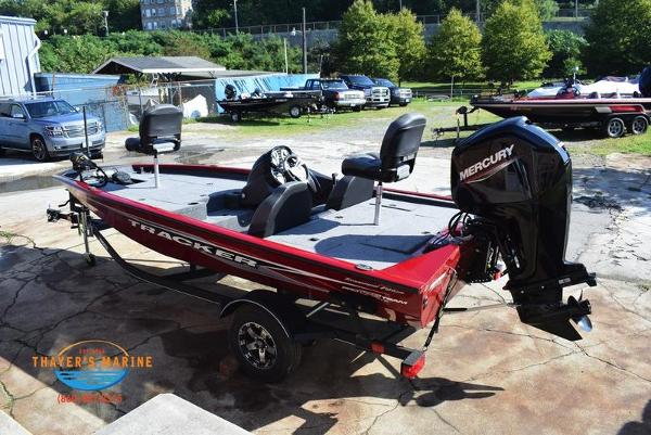 2021 Tracker Boats boat for sale, model of the boat is Pro Team 175 TXW® Tournament Ed. & Image # 10 of 41