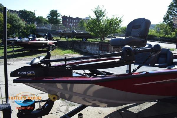 2021 Tracker Boats boat for sale, model of the boat is Pro Team 175 TXW® Tournament Ed. & Image # 11 of 41