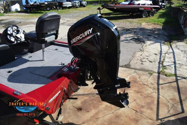 2021 Tracker Boats boat for sale, model of the boat is Pro Team 175 TXW® Tournament Ed. & Image # 13 of 41