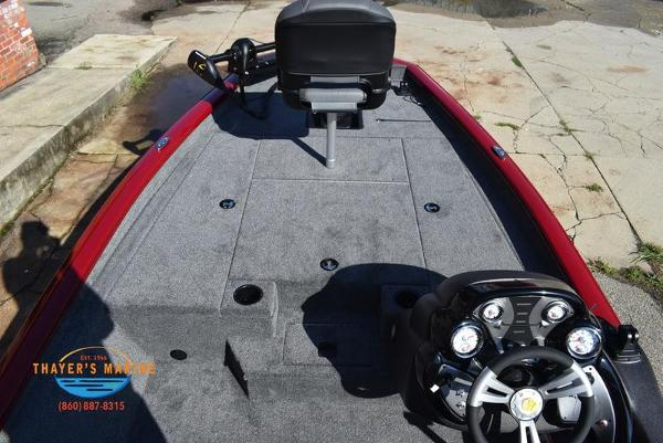 2021 Tracker Boats boat for sale, model of the boat is Pro Team 175 TXW® Tournament Ed. & Image # 20 of 41