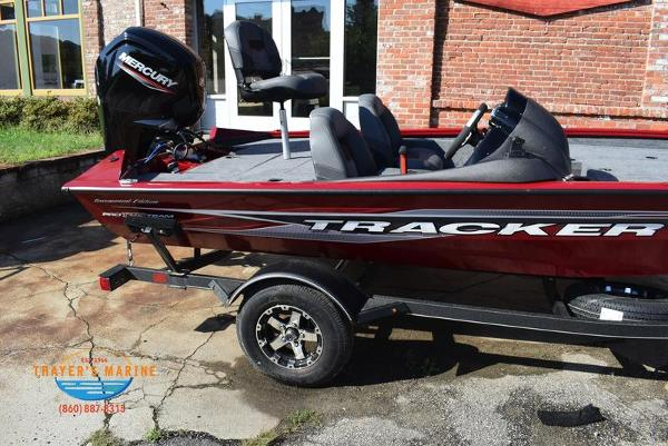 2021 Tracker Boats boat for sale, model of the boat is Pro Team 175 TXW® Tournament Ed. & Image # 41 of 41